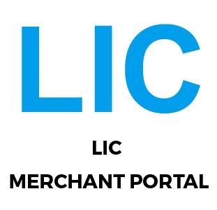 lic merchant portal