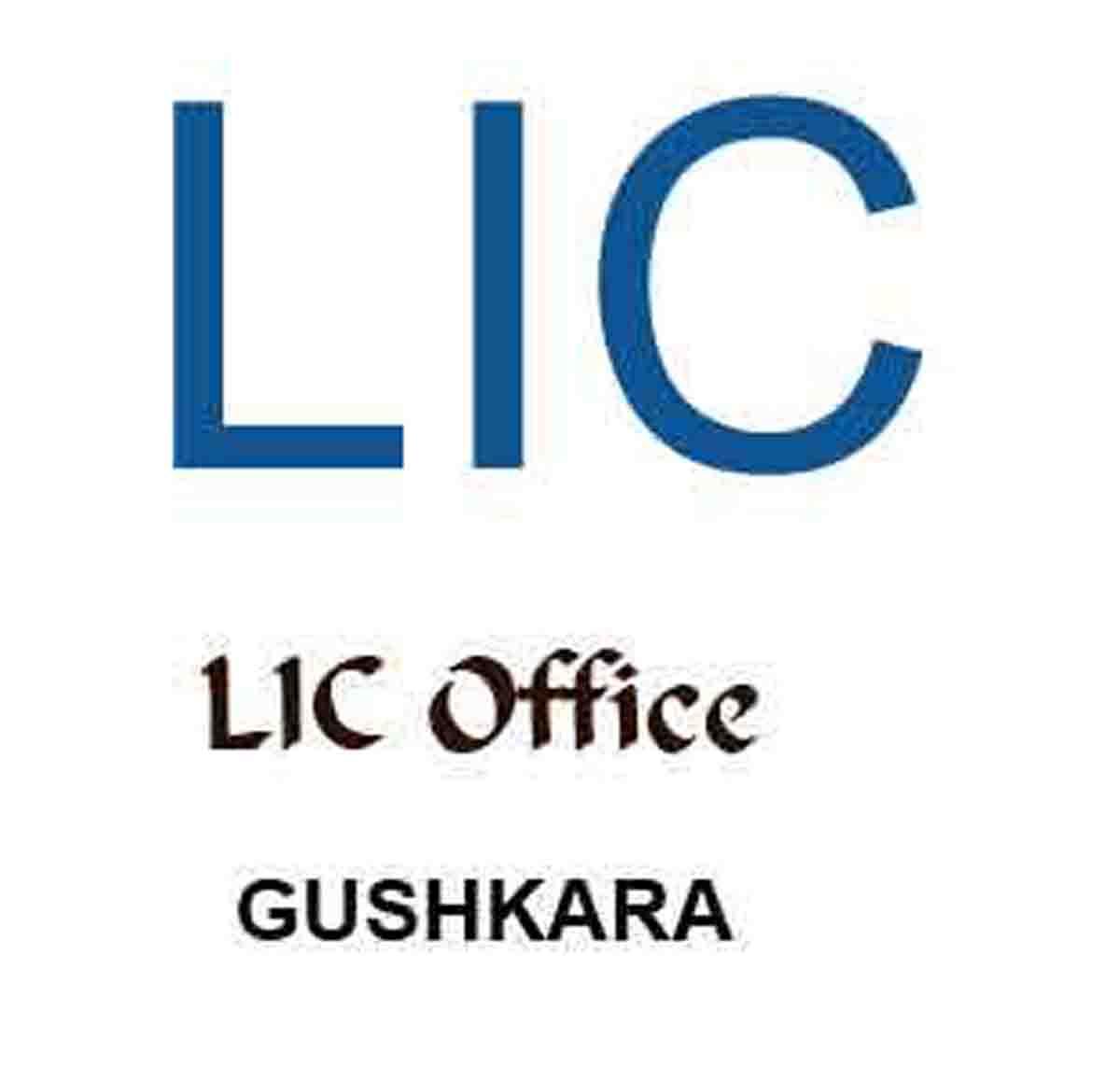 lic office gushkara