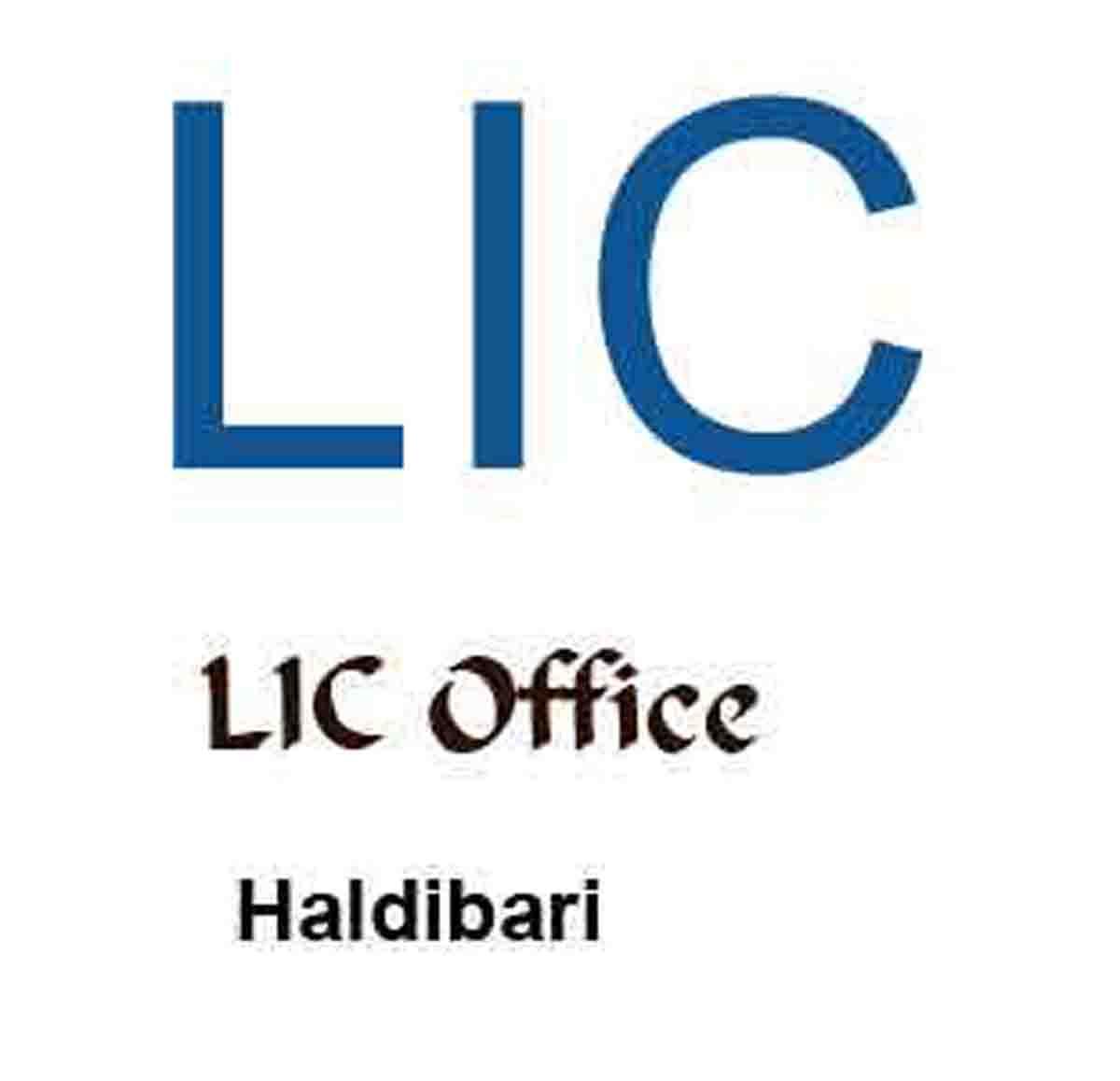 lic office haldibari