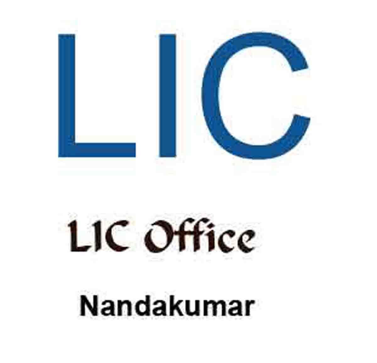 lic office nandakumar